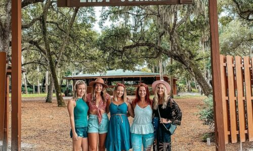 5 girls at westgate river ranch