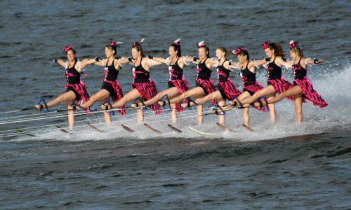 Cypress Gardens Water Ski