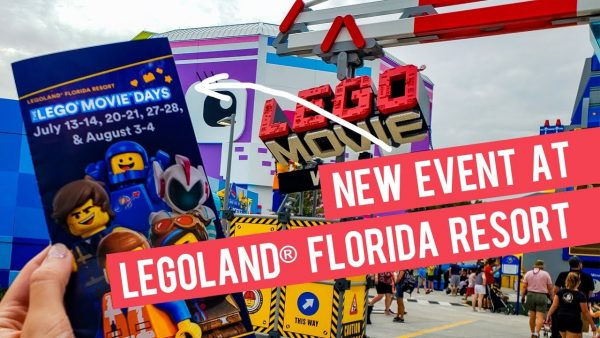 Poster Image for The LEGO Movie Days at LEGOLAND Florida Resort, Winter Haven