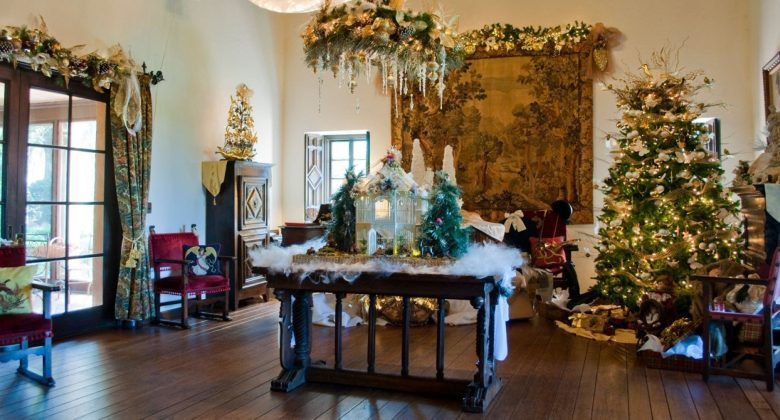 Bok Tower Gardens Holiday Home Tour