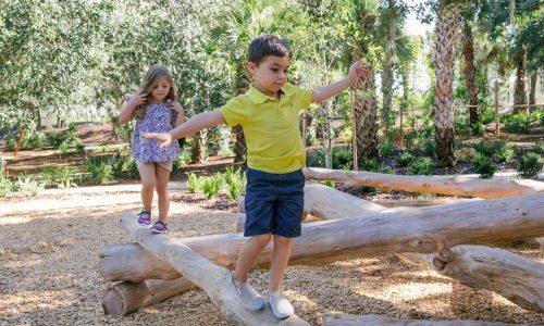 Bok Tower Gardens Hammock Hollow Children's Garden