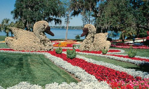 Cypress Gardens: Florida's 1st Tourist Attraction