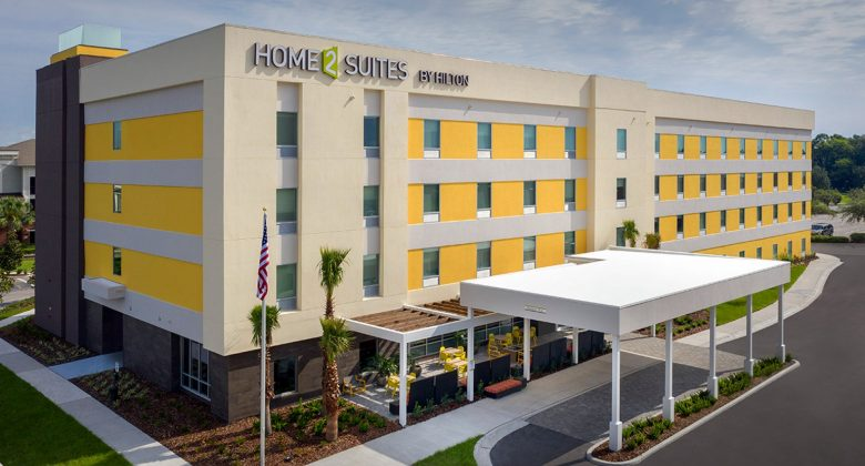 Home2 Suites By Hilton Lakeland Exterior