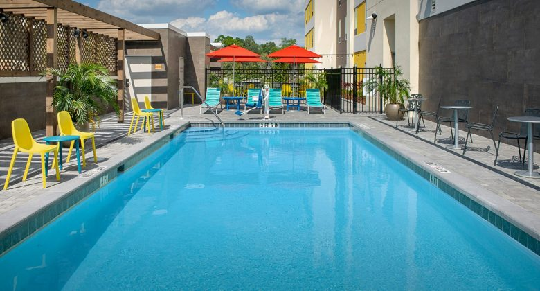 Home2 Suites By Hilton Lakeland Pool