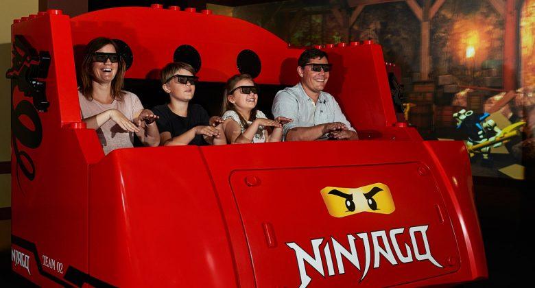 Legoland Florida Resort Ninjago