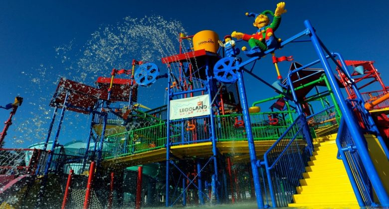 LEGOLAND Water Park Joker Soaker
