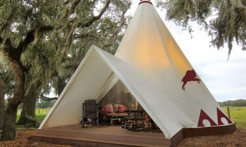 Westgate River Ranch Resort Luxe Teepees