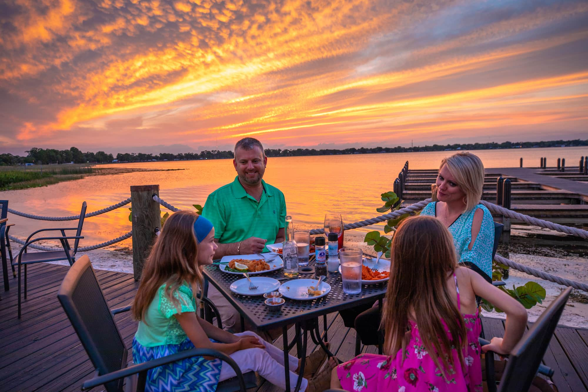 lakeside restaurants in Central Florida