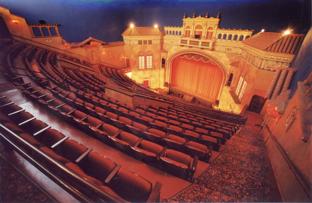 Polk Theatre in Downtown Lakeland