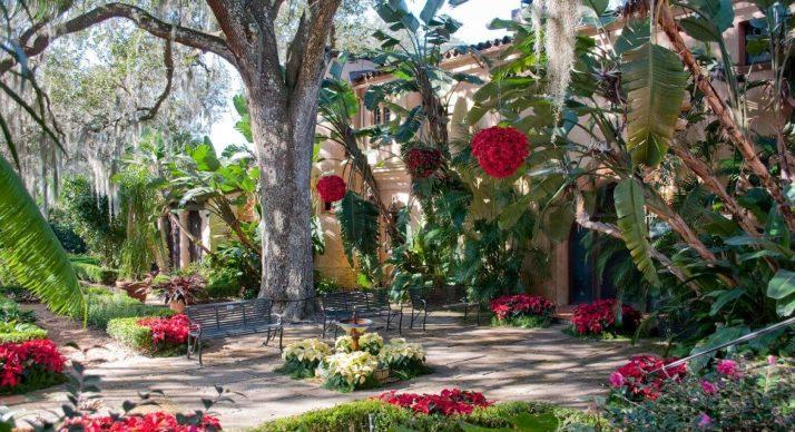 Bok Tower Gardens Christmas Events