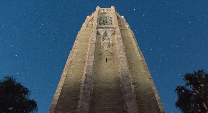 Bok Tower Gardens Moonlight Carillon Concert