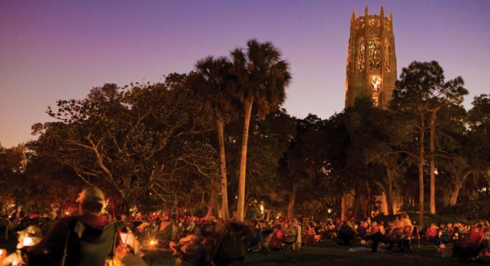 Bok Tower Gardens Sunset & Symphony