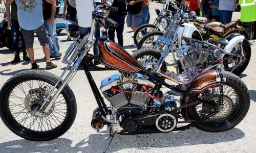 Central Florida Wheels Of Steel Bobber