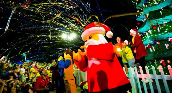 LEGOLAND® Florida Resort Christmas Bricktacular