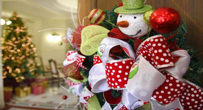 Polk County History Center Festival of Wreaths