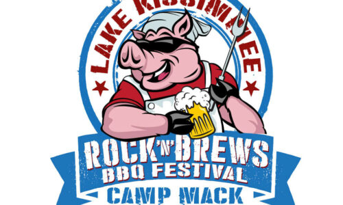 Rock N Brews BBQ festival logo