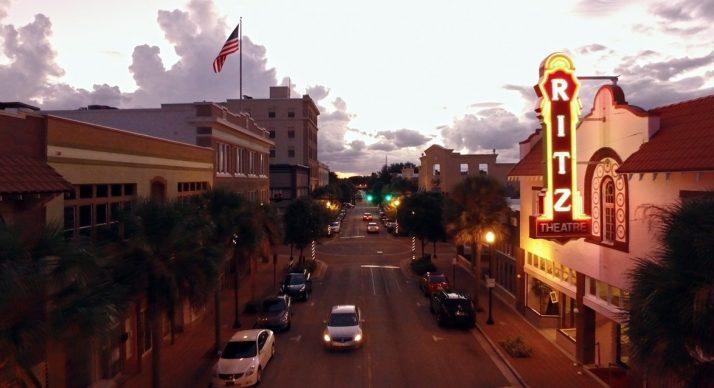 Winter Haven's Central Avenue