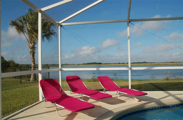 Florida Lake View with Private Pool and Fishing Airbnb in Lakeland