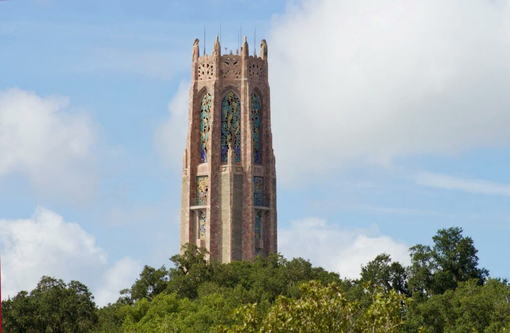 Singing Carillon at Bok Tower Gardens