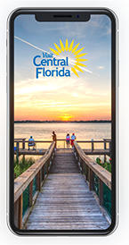 Contact us with the Visit Central Florida App