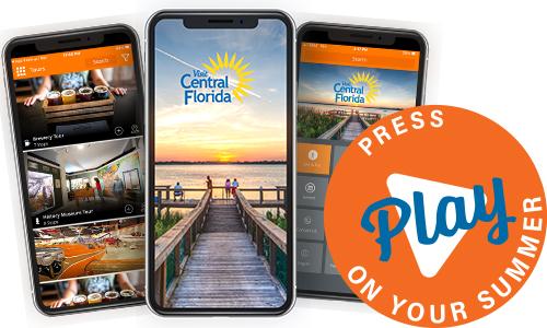 Press Play on Summer, Central Florida Summer Challenge.