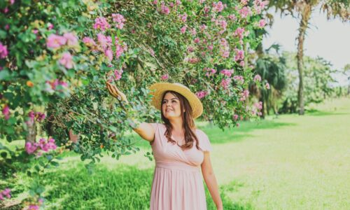 Lina Greco's weekend getaway with a stop to Bok Tower Gardens