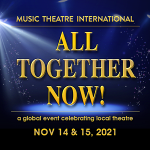 All Together Now Poster for Small But Mighty Musicals Series