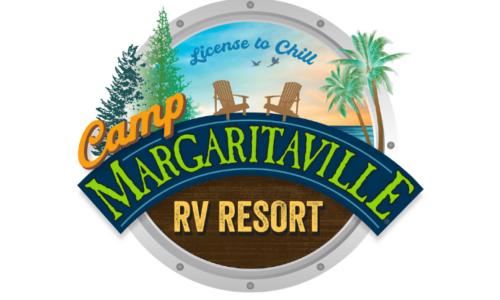 New Camp Margaritaville Logo