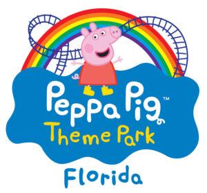 Peppa Pig Theme Park Logo