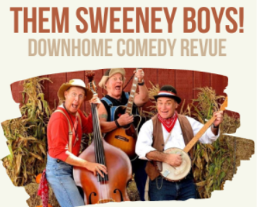 Them Sweeney Boys Poster