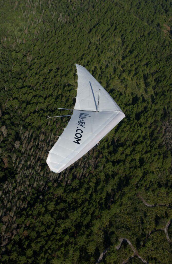 Hang Gliding at Wallaby Ranch