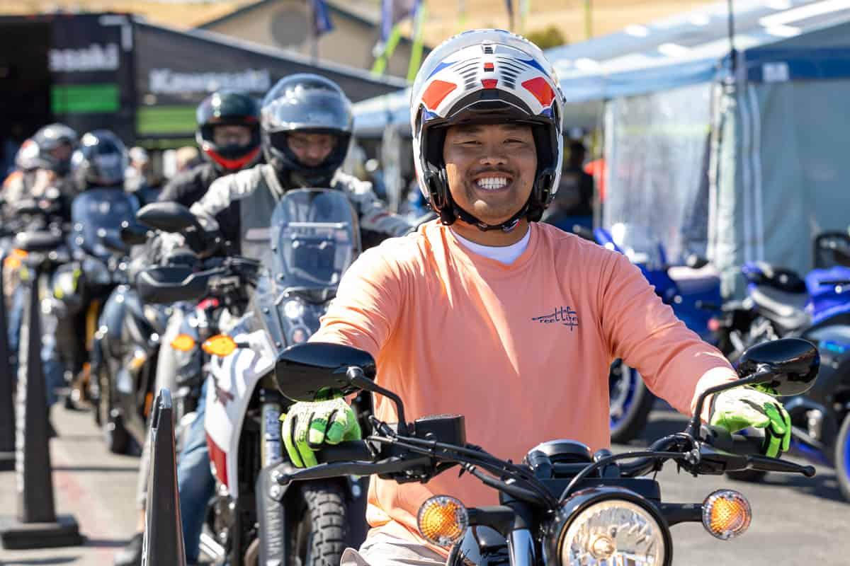 Motorcycle Demo Ride